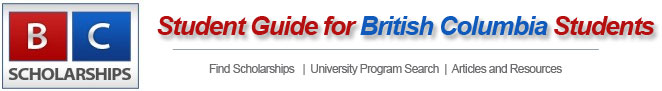 BC Scholarships